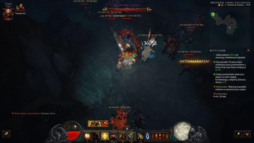Diablo 3 - Unique monsters Act 1